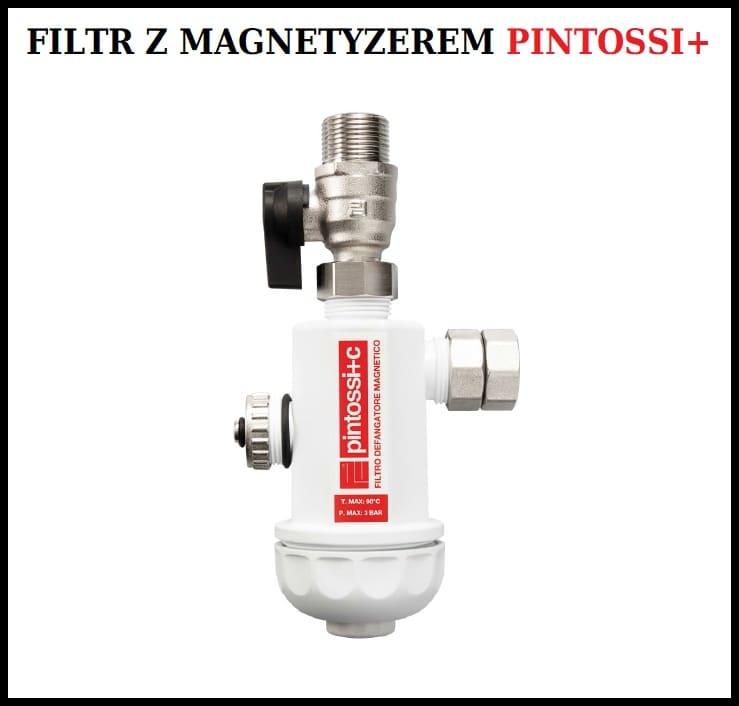 Filtr z magnetyzerem PINTOSSI+